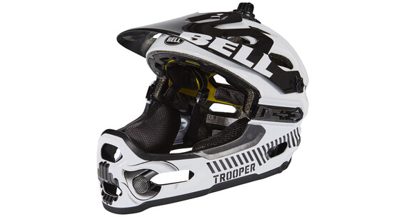 Bell Super 2R Mips Star Wars Downhill hjelm Limited Edition hvid